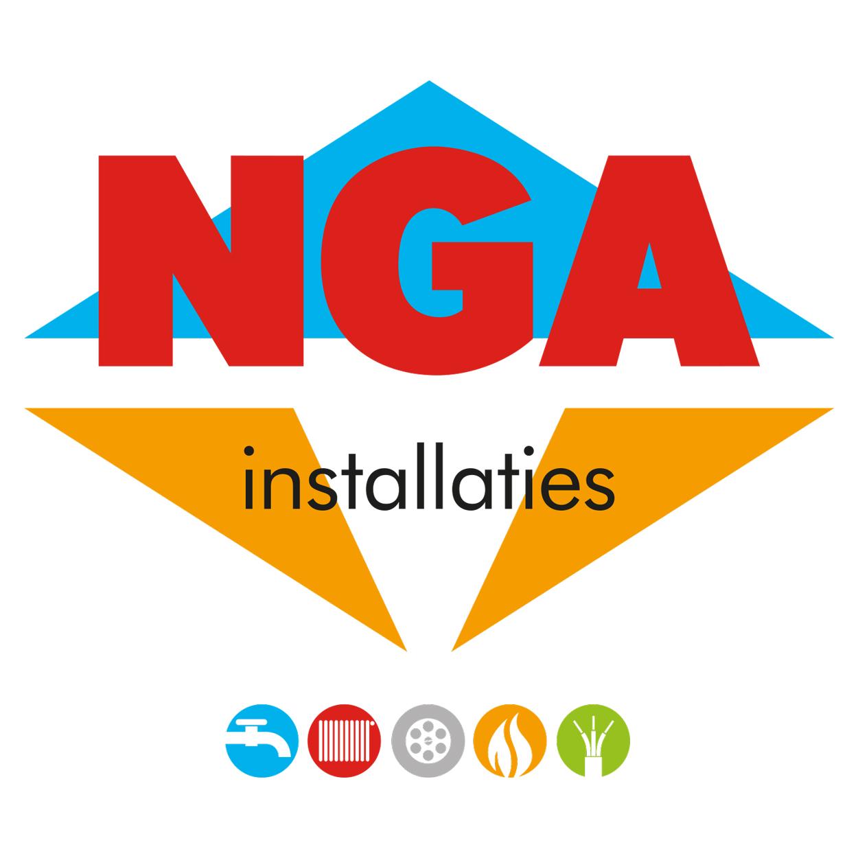NGA Logo Geheel